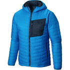 Mountain Hardwear Thermostatic Hooded Mens Jacket Synthetic Fill - Dark Compass