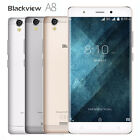 "5.0"" Blackview A8 3G Smart Cell Phone IPS Android 5.1 Quad Core 8GB Dual SIM 8MP"