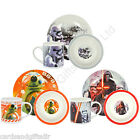 Star Wars 7 Breakfast Dinner Set Mug Bowl Plate Ceramic The Force Awakens BB8