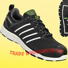 Apache Motion Safety Trainer Shoe Lightweight Safety Toe Cap Work Mens