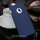 Luxury Ultra-thin Matte Shockproof Hard Case Cover For Apple iPhone 5 6 7 7Plus