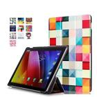 Colorful Slim PU Leather Case Smart Cover For Asus Zenpad 10 Z300C Tablet P023