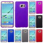 For Samsung Galaxy S7 Edge G935 Slim Frosted Flexible TPU Cover Case