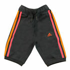 Adidas Essentials 3/4 Pants Tracksuit Bottoms Girls Kids Cotton F49971 R12F