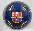 FC Barcelona FCB official size 3 soccer ball authentic team colors new