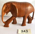 ORNAMENT -  WOODEN ELEPHANT.  LOVELY ORNAMENT.COLLECTABLE. GOOD CONDITION