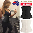 Breathable Waist Trainer Body Shaper Corset Elastic Tummy Cincher Slimming Gym