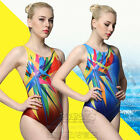 YINGFA Women Competition Training Racing Swimsuit One Piece 963