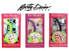 The Hipster Collection Shower Caps by Betty Dain. Assorted Designs Available!