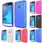 For Samsung Galaxy J1 2016 Amp 2 Slim Frosted Flexible TPU Cover Case