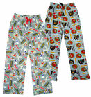Boys Angry Birds Star Wars Cotton Lounge Pants Pyjama Bottoms 7-13 Years NEW
