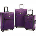 American Tourister Pop Plus 3 Piece Luggage Set (29 Inch, 25 Inch, 21 Inch)