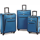 American Tourister Pop Plus 3 Piece Luggage Set (29 Inch, 25 Inch, 21 Inch) <br/> Choose Color, Authorized Dealer, 10-Year Warranty