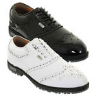Stuburt 2017 Mens Classic Tour Event Spikeless Premium Leather Golf Shoes
