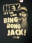 Duck Dynasty T-Shirts Bing Bong Jack  Unisex assorted Sizes 100% Cotton NWT