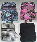FREE SHIPPING QUILTED COTTON BACKPACK SCHOOLBAG BOOKBAG COLOR OPTIONAL