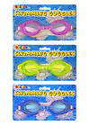SWIMMING GOGGLES - Kids Size (Choice of Colour) Drenchers (Swim Wear Protection)