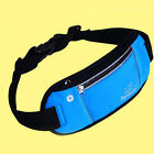 Outdoor Package Running Fitness invisible Pocket  Purse phone Waist Bag 28x11cm