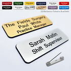 Hotel Staff Name Badges Restaurant name badges work clubs care homes hospitals