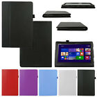 """For 10.1"""" ASUS Transformer Book T100 T100TA Flip Leather Case Luxury Stand Cover"""