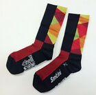 2015 Cinelli Chrome Cycling Socks - made in Italy by Santini