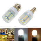 New 5730 SMD E27 E14 24-LED Corn Light Bulb 7W High Power Lamp W/Cover 200-240V