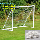 Children Teenager Football Soccer Goal Post Net Out Sport Training Practice Play