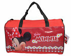 Official Licensed Disney Minnie Mouse Sports School Bag for Girls Kids