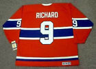 MAURICE RICHARD Montreal Canadiens 1959 CCM Vintage Throwback NHL Hockey Jersey