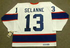 TEEMU SELANNE Winnipeg Jets 1992 CCM Vintage Throwback Home NHL Hockey Jersey