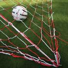 2 x Precision Training 3.5mm Knotted Goal Net Polyethylene Football Net rrp£99
