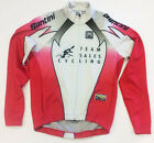 'Team Sales Cycling' Windproof CYCLING JACKET - made in Italy by Santini