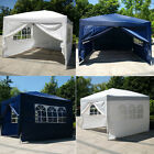 10'X10' Tent Gazebo Wedding Party Canopy Shelter Havey Duty / Carry Bag New