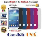 Seidio SURFACE Case (with kickstand) for the Samsung Galaxy S4 **ANY COLOR**