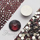 Burgundy (515) Brown (No Hotfix) Swarovski Rhinestones Nail Art Craft Crystals