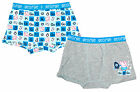 Boys Peppa Pig George Pig Pack of 2 Trunk Fit Boxer Shorts Briefs 2 to 8 Years