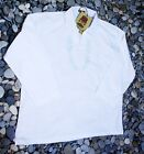 SALE Discount Shirt Brand New mens Linen Free Style big buttonless man XL 2XL