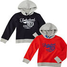 Timberland Hooded Boys Kids Sweatshirt Hoodie Jumper Pullover T0148 408/997 U9