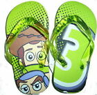 Toy Story 3 Children Flip Flops Sandals Size 10 Child
