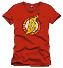 ORIGINAL The Big Bang Theory T Shirt BIG B rot red Größe M, L, XL TV Serie