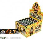 Genuine BOB MARLEY Pure Hemp King Size Cigarette Rolling Papers Booklets Rizla