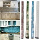 45 x 200cm Mosaic Tile Wallpaper Wall Stickers Bathroom Kitchen Backsplash - LD