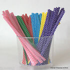 Polka Dot Twist Ties *Choose Colour & Quantity* for cellophane / gift bags