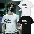 KPOP GOT7 JR T-shirt Airport Fashion Tshirt Merchandise Cotton Short Sleeve Tee