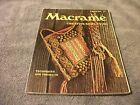 Vintage Macrame Books Your Choice Various Prices