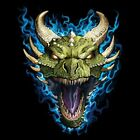 Dragon Head T Shirt Pick Your Size