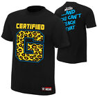 WWE Enzo & Big Cass Certified G Authentic T-Shirt NEU S M L XL SOFORT LIEFERBAR