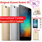 "Xiaomi Redmi 3S 5.0"" Smartphone Snapdragon Octa Core3 GB+32GB Fingerprint 13.0MP"