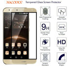 Nacodex For Huawei G7 Plus / Huawei G8 HD Tempered Glass Screen Protector -White