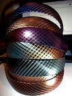 "NWT UNIQUE WOMENS GIRLS 1"" PLAID SATIN COVERED HEADBAND  #27* SHIPPING SPECIAL"